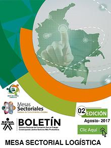 2 Boletín Mesa Sectorial de Logística