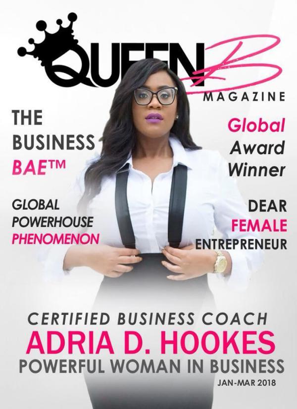 Queen B Magazine JAN-MAR 2018