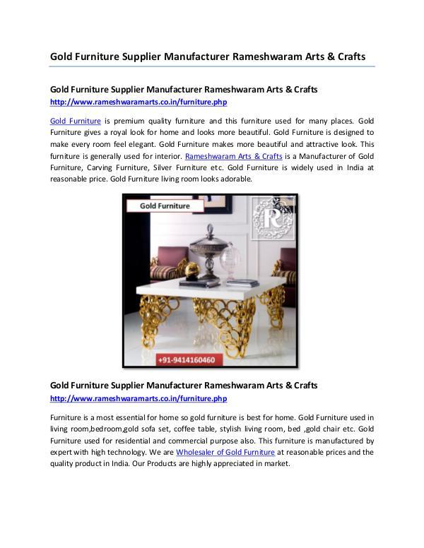 Gold Furniture Supplier Manufacturer Gold Furniture Supplier Manufacturer Rameshwaram A