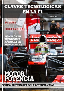 CLAVES TECNOLOGICAS EN LA F1