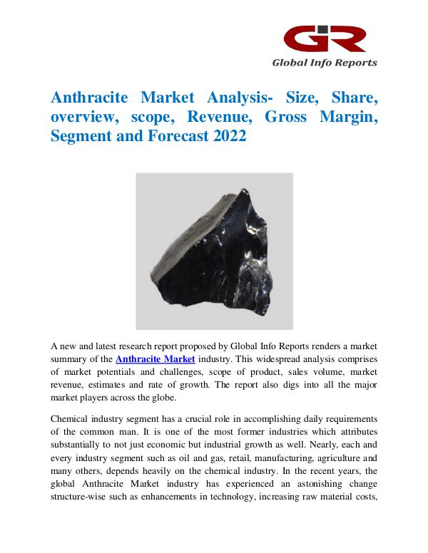 Global Anthracite Market