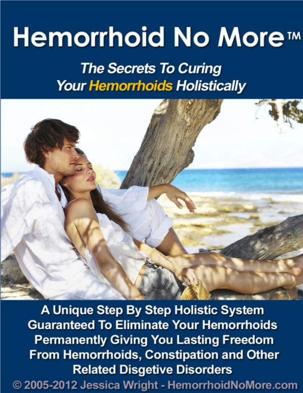 Hemorrhoid No More PDF / Guide Jessica Wright's Book Free Download