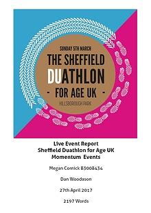 Live Event Report