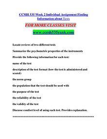 CCMH 535 RANK Learn Do Live /ccmh535rank.com