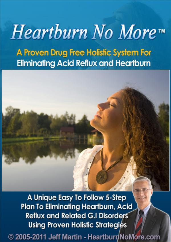 Heartburn No More PDF / Book Is Jeff Martin's eBook Free Download?