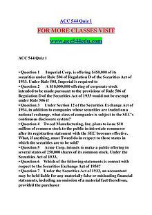 ACC 544 EDU Great Stories /acc544edu.com
