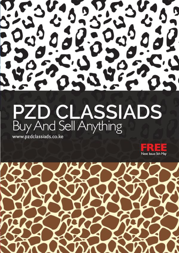 PZD CLASSIADS - April 2017 April Issue