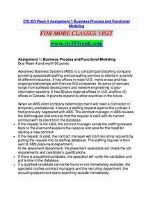 CIS 353 RANK Learn Do Live /cis353rank.com