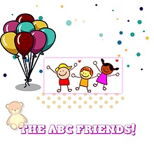 THE ABC FRIENDS!