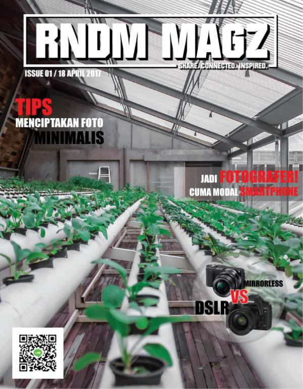 RNDM MAGZ ISSUE 01