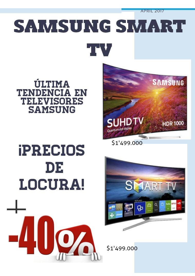 TV SAMSUNG 2017