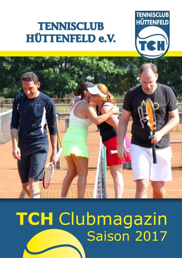 Tennisclub Hüttenfeld Clubmagazin 2017 2017