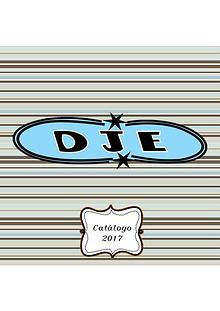 Catálogo DJE 2017