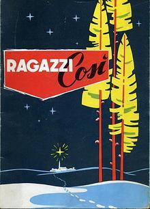 Ragazzi Così - 1960.12