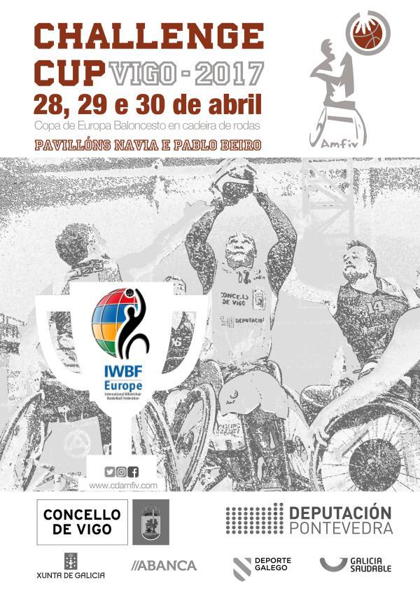Amfiv - Challenge Cup Vigo 2017 Amfiv Copa de Europa