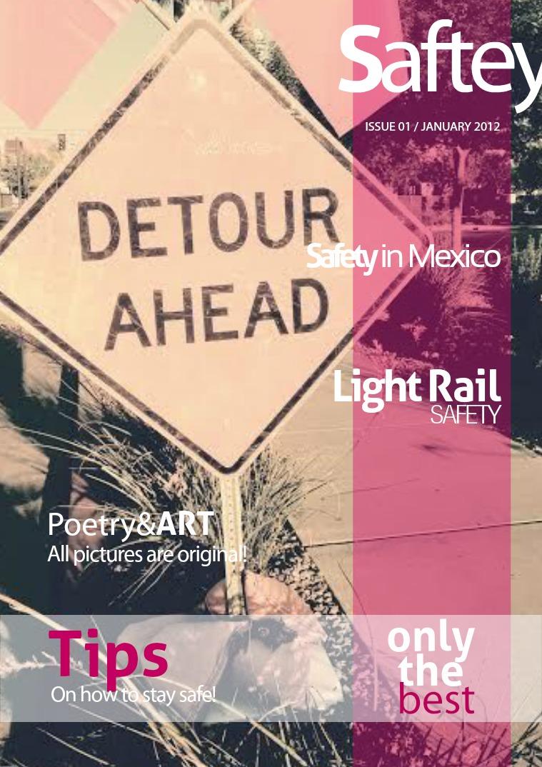 Tram/Light rail Safety safety