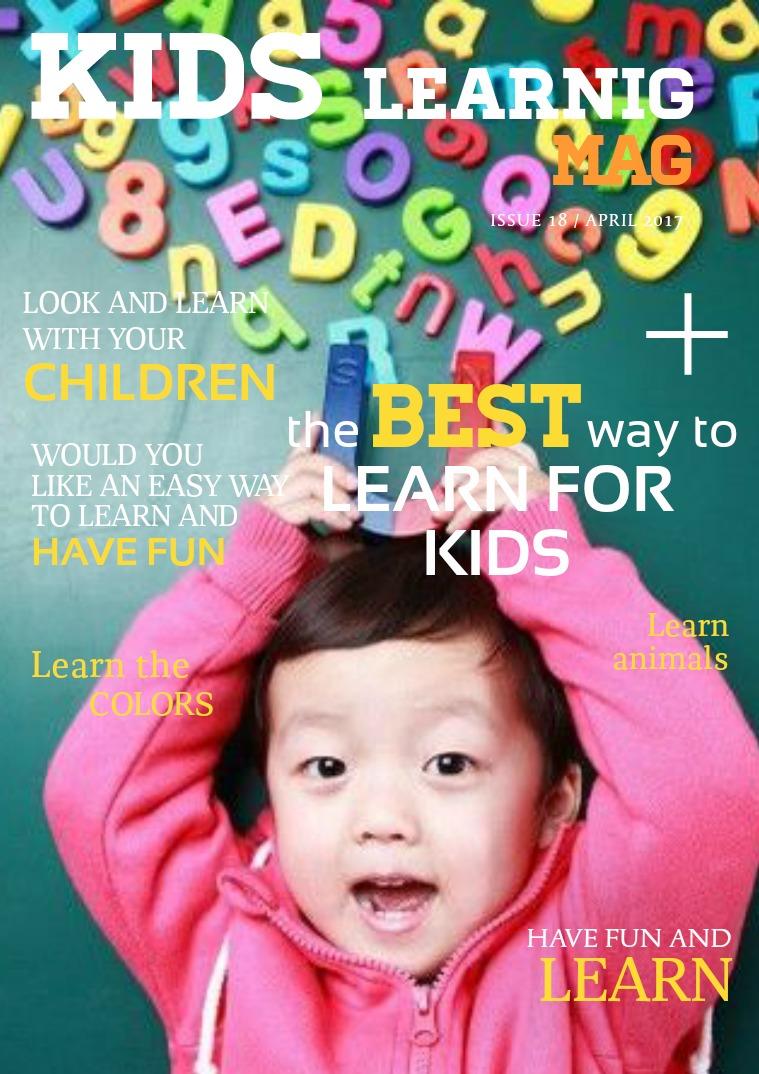 KIDS LEARNING 1