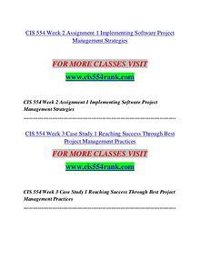 CIS 554 RANK Learn Do Live /cis554rank.com