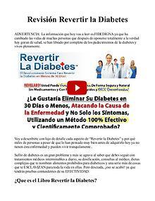 Revertir la Diabetes PDF / Libro Descargar Gratis