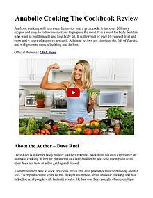 Anabolic Cooking PDF / CookBook
