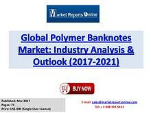 Polymer Banknotes Market Global Analysis 2017