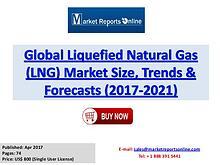 Liquefied Natural Gas Market Global Analysis 2017