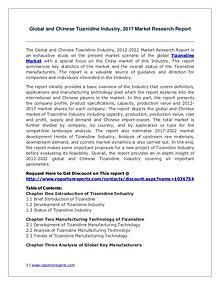 Tizanidine Market Growth Analysis and Forecasts To 2022
