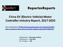 Electric Vehicle Motor Controller Market Research Report and Trends