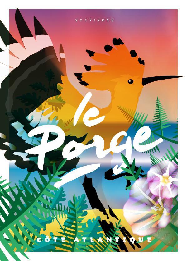 Le Porge 2017 2018 Le Porge Brochure Le Porge Info Tourisme 2017 2018