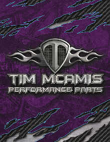 Tim McAmis Performance Parts Catalog