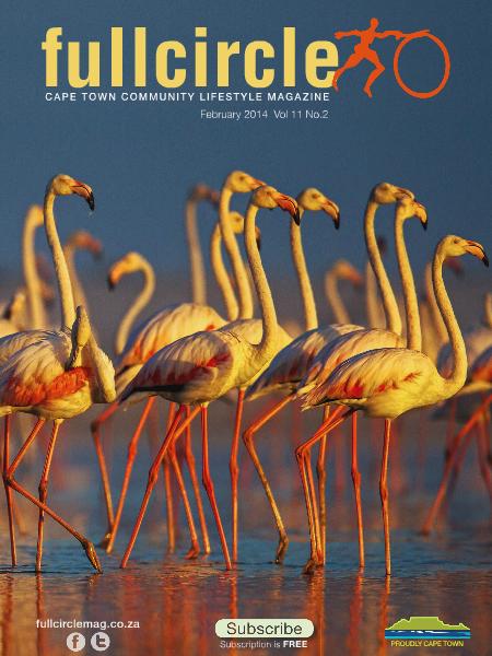 Full Circle Digital Magazine February 2014
