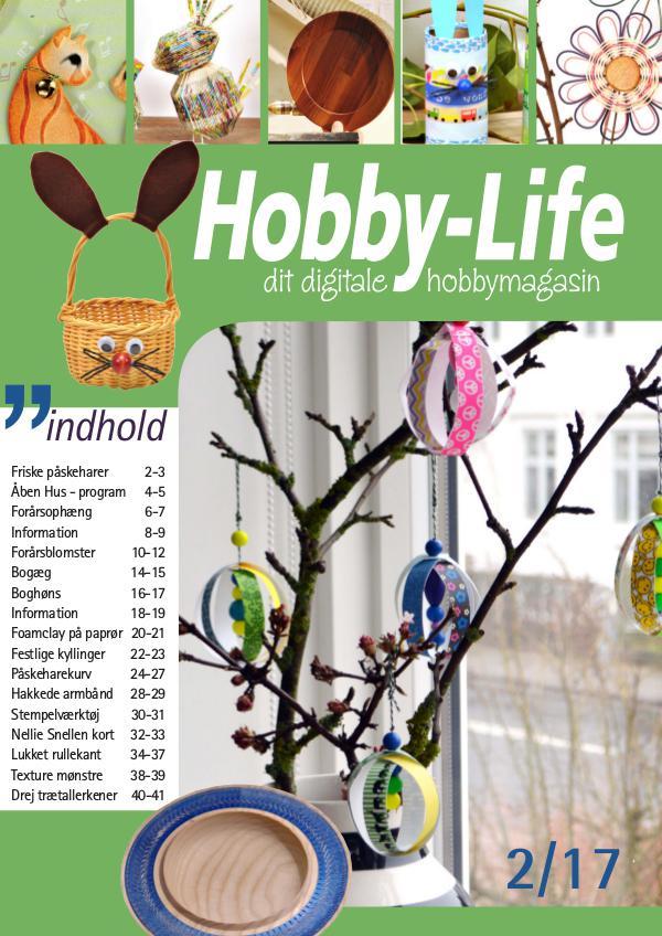 Hobby-Life Hobby-Life nr. 2-2017