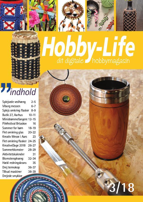 Hobby-Life Hobby-Life 3-2018