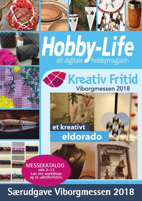 Hobby-Life Hobby-Life Viborgmessen 2018
