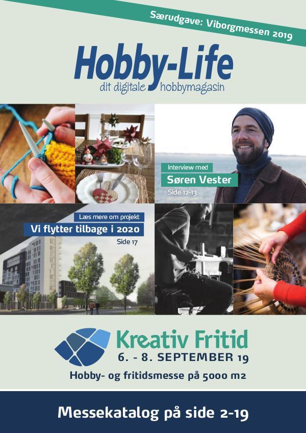 Hobby-Life Hobby-Life Viborgmessen 2019
