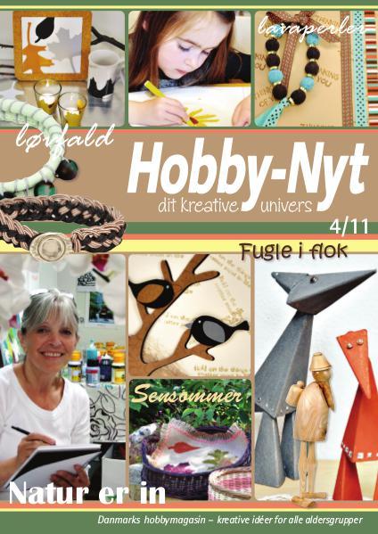 IdebankHobby-Nyt 3-2012 Hobby-Nyt 4-2011