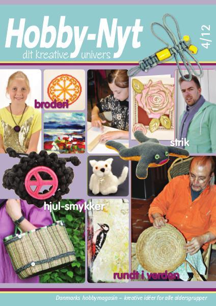 IdebankHobby-Nyt 3-2012 Hobby-Nyt 4-2012