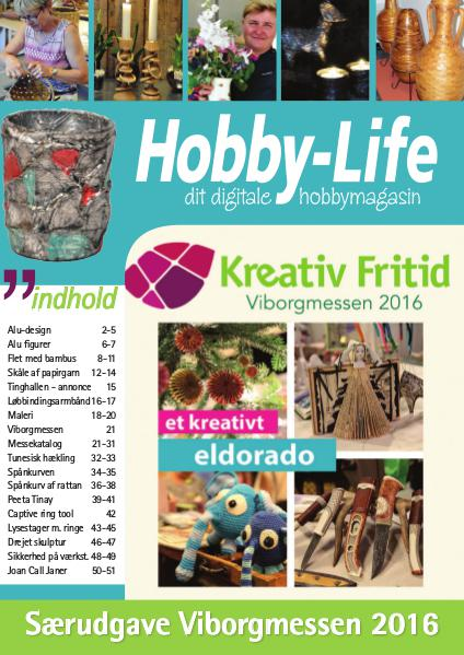 Hobby-Life Hobby-Life, Viborg Messen 2016