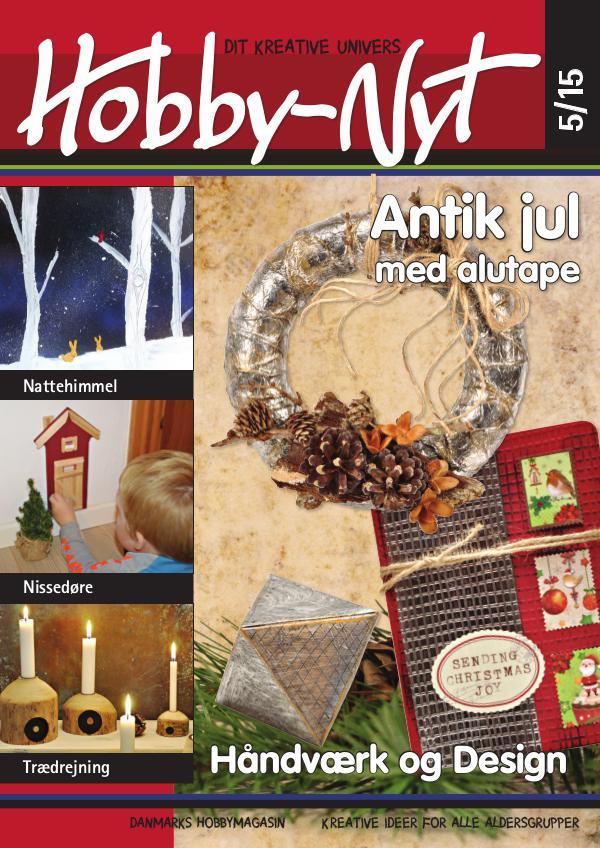 IdebankHobby-Nyt 3-2012 Hobby-Nyt 5-2015