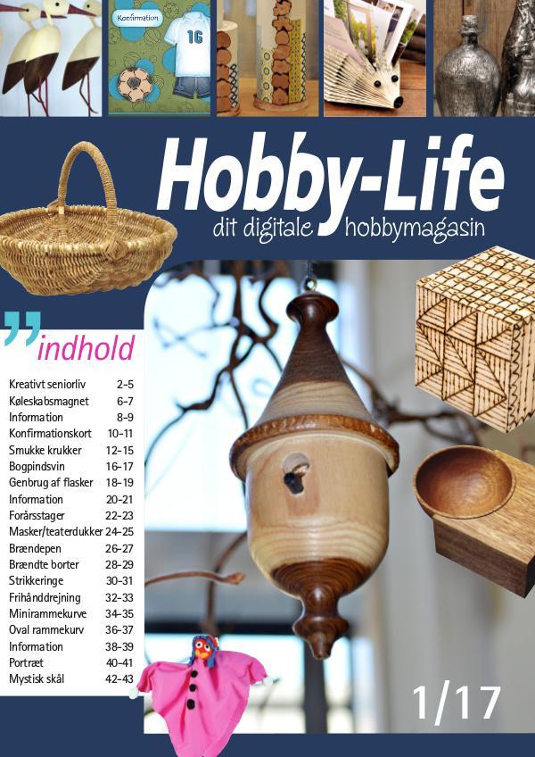 Hobby-Life Hobby-Life nr. 1-2017