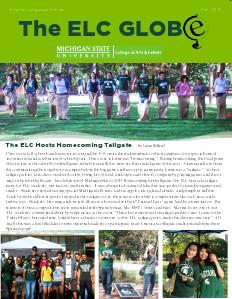 ELC Newsletter Fall 2013