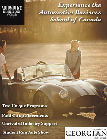 Automotive Business School of Canada