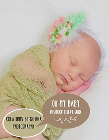 Newborn Client Guide