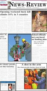 Vilas County News-Review NOV. 21, 2012