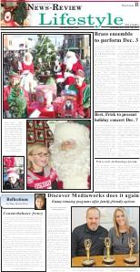 Vilas County News-Review NOV. 28, 2012
