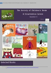 The Society of Children's Books & Illustration lovers volume 2 Sept 13