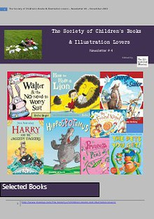 The Society of Children's Books & Illustration lovers