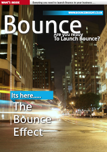 Bounce Launch Pack July 2013