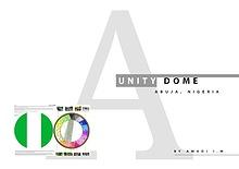 UNITY FOUNTAIN DOME, ABUJA NIGERIA