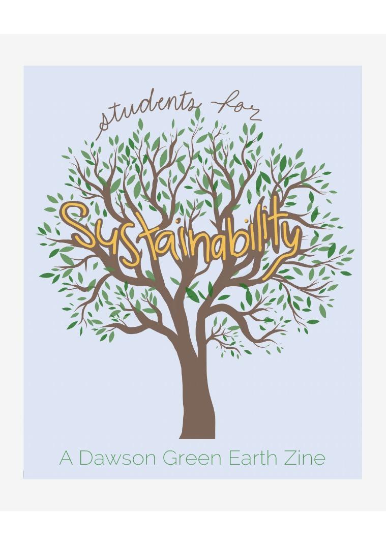 Green Earth Zine 01